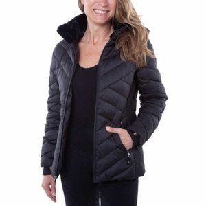 Nautica Women's Puffer Jacket - Black